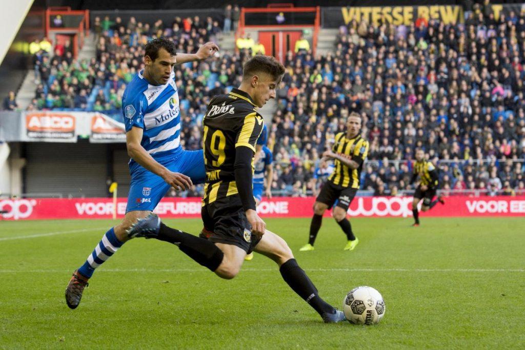Nhận định Bong đa Pec Zwolle Vs Vitesse 29 02 2020