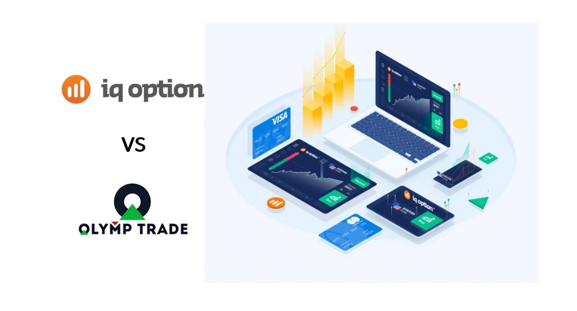 ¿Cual puede brindar mejor experiencia IQ Option o Olymp Trade?