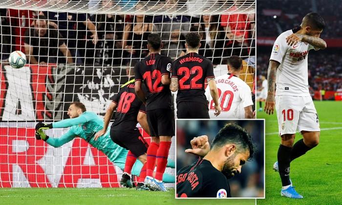 Nhận định bóng đá Atletico Madrid vs Sevilla, 22h00 ngày 7/3-1