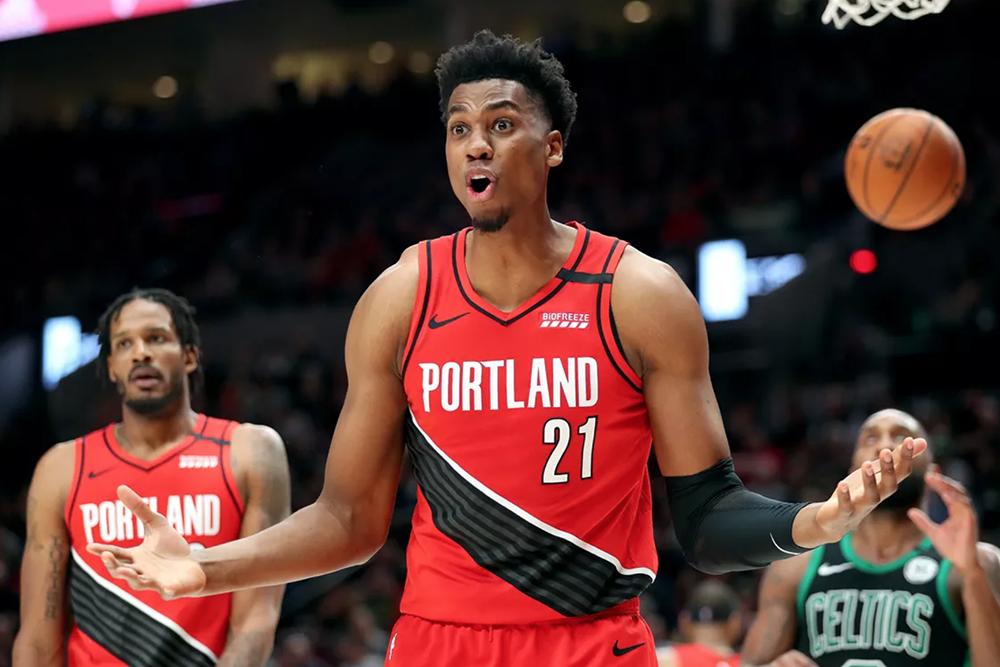 Bảng xếp hạng NBA ngày 28/2: Playoffs xa dần với Portland Trail Blazers-1