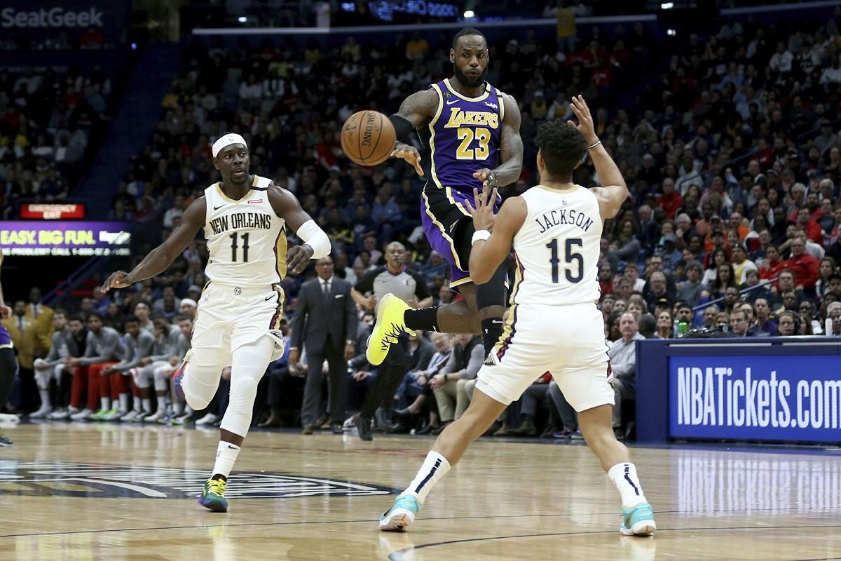 Kết quả NBA ngày 2/3: LeBron James cùng Nikola Jokic có được triple-double-1