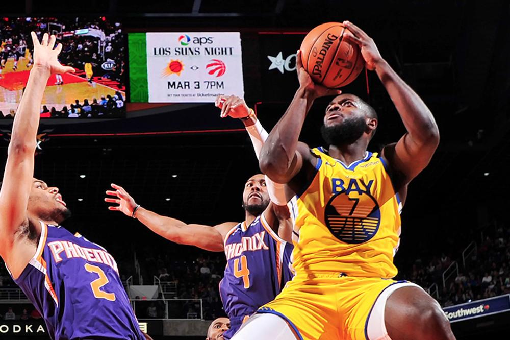 Kết quả NBA ngày 3/1: Warriors dứt mạch 8 trận toàn thua, LA Lakers thua sốc-1