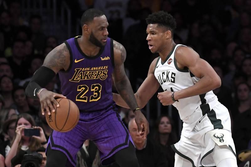 Kết quả NBA ngày 7/3: Nhà Vua thể hiện đẳng cấp trước Á thần-1