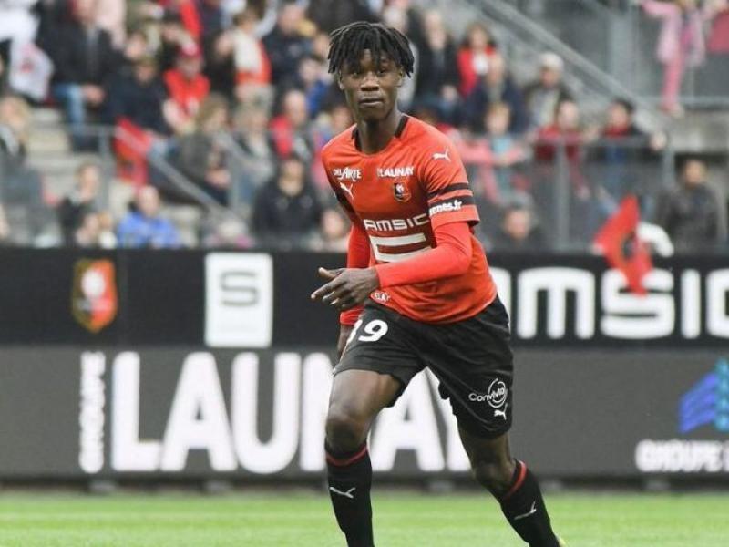 Eduardo Camavinga - Cầu thủ U18 được định giá cao nhất thế giới ở thời điểm hiện tại-1