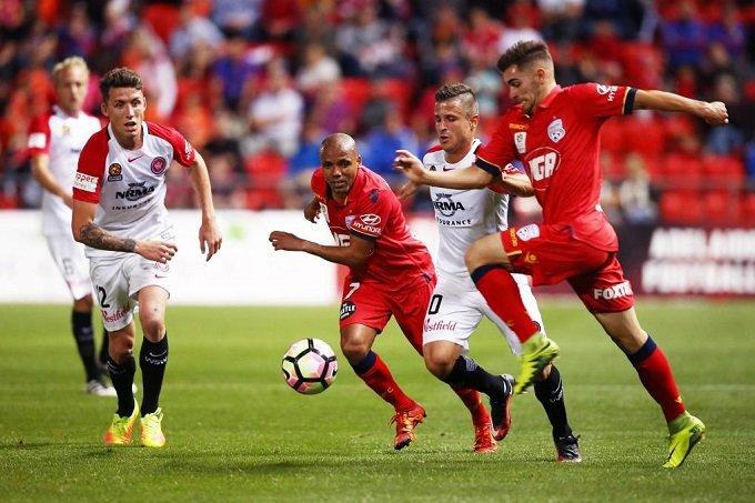 Nhận định bóng đá Western Sydney Wanderers vs Adelaide United 21/02/2020-1