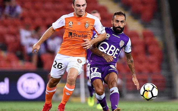 Nhận định bóng đá Brisbane Roar vs Perth Glory 22/02/2020-1