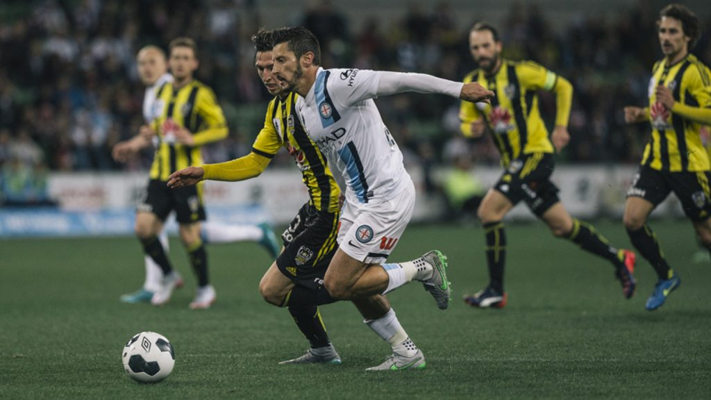 Nhận định bóng đá Wellington Phoenix vs Melbourne City 15/02/2020-1