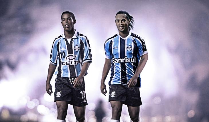 Lá thư cho bản thân của Ronaldinho: 'Đừng đá bóng, hãy chơi bóng'-6