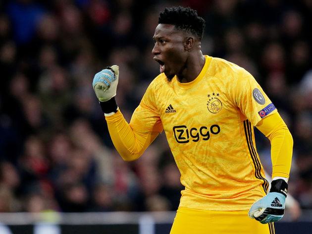 Chelsea, Tottenham và Barça tham gia cạnh tranh chữ ký Thủ môn của Ajax - Onana với PSG-1