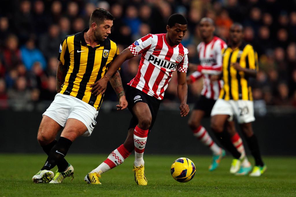 Nhận định bóng đá Vitesse vs PSV 23/02/2020-1
