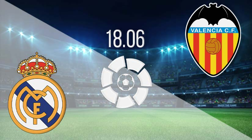 Nhận định bóng đá Real Madrid vs Valencia 19/06/2020-1