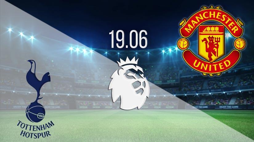 Nhận định bóng đá Tottenham Hotspur vs Manchester United 20/06/2020-1