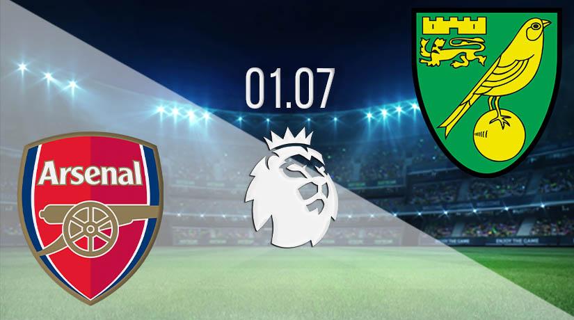 Nhận định bóng đá Arsenal vs Norwich City 02/07/2020-1