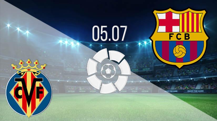 Nhận định bóng đá Villarreal vs FC Barcelona 05/07/2020-1