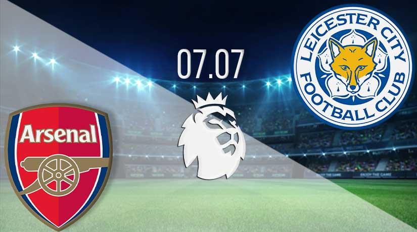 Nhận định bóng đá Arsenal vs Leicester City 08/07/2020-1