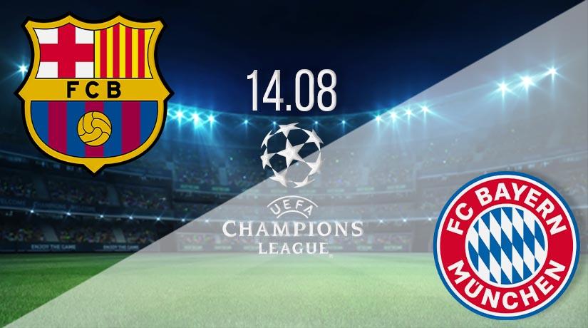 Nhận định bóng đá Barcelona vs Bayern Munich 15/08/2020-1