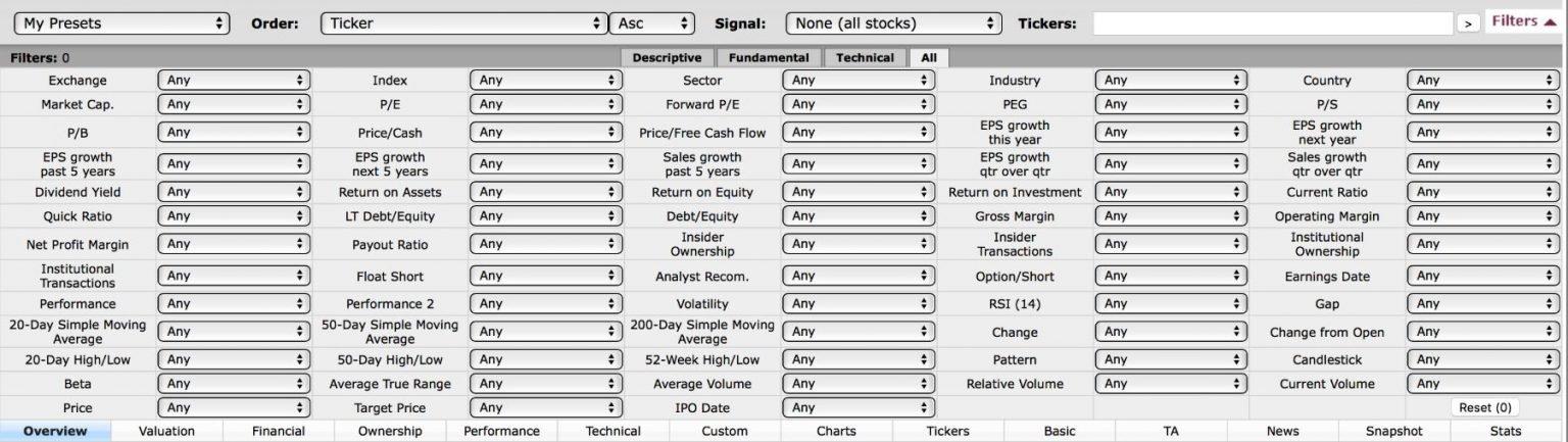 Parte 9: Análisis fundamental - Cómo analizar las acciones utilizando datos (selección de valores)-2