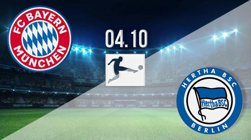 Nhận định bóng đá Bayern Munich vs Hertha Berlin 04/10/2020-1