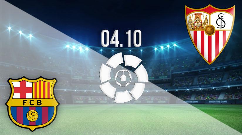 Nhận định bóng đá Barcelona vs Sevilla 04/10/2020-1