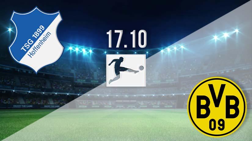 Nhận định bóng đá Hoffenheim vs Borussia Dortmund 17/10/2020-1