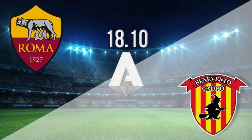 Nhận định bóng đá AS Roma vs Benevento 18/10/2020-1