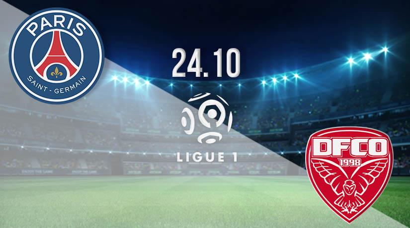 Nhận định bóng đá PSG vs Dijon 25/10/2020-1