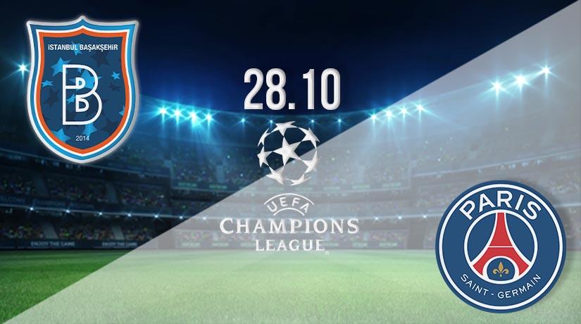 Nhận định bóng đá Istanbul Basaksehir vs PSG 29/10/2020-1