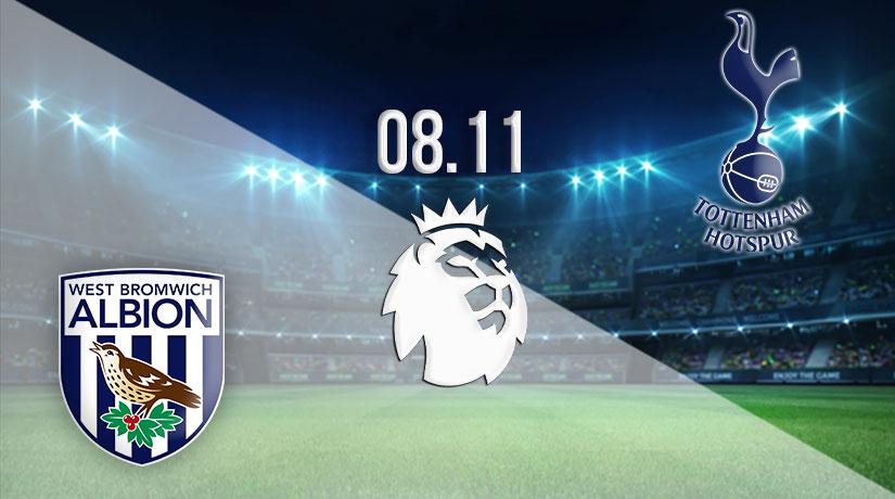Nhận định bóng đá West Bromwich Albion vs Tottenham Hotspur 08/11/2020-1