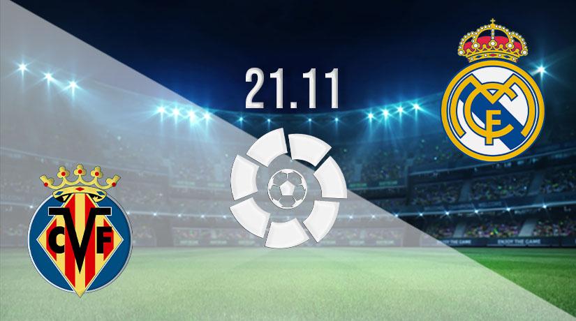 Nhận định bóng đá Villarreal vs Real Madrid 21/11/2020-1