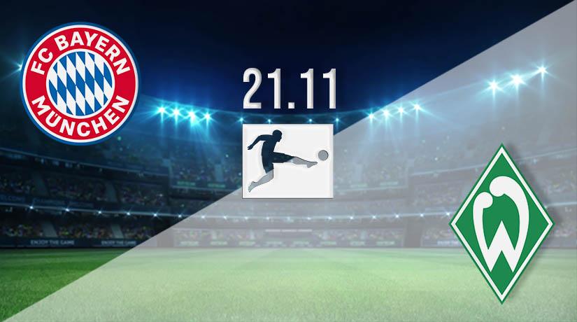 Nhận định bóng đá Bayern Munich vs Werder Bremen 21/11/2020-1