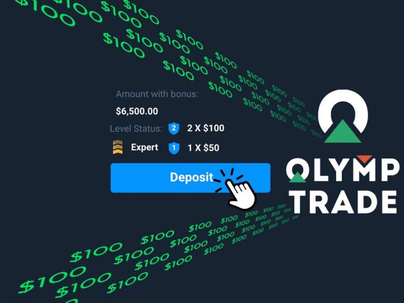 วิธีการฝากและถอนเงินบนแพลตฟอร์มโบรกเกอร์ Olymp Trade-1