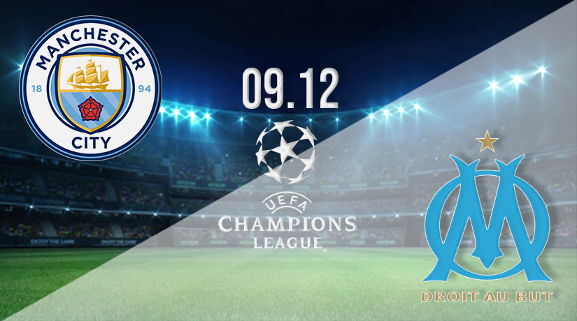 Nhận định bóng đá Manchester City vs Marseille 10/12/2020-1