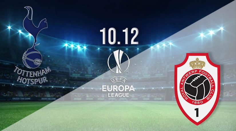 Nhận định bóng đá Tottenham Hotspur vs Royal Antwerp 11/12/2020-1