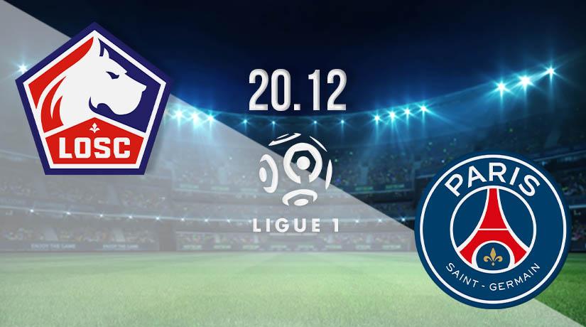 Nhận định bóng đá Lille vs PSG 21/12/2020-1