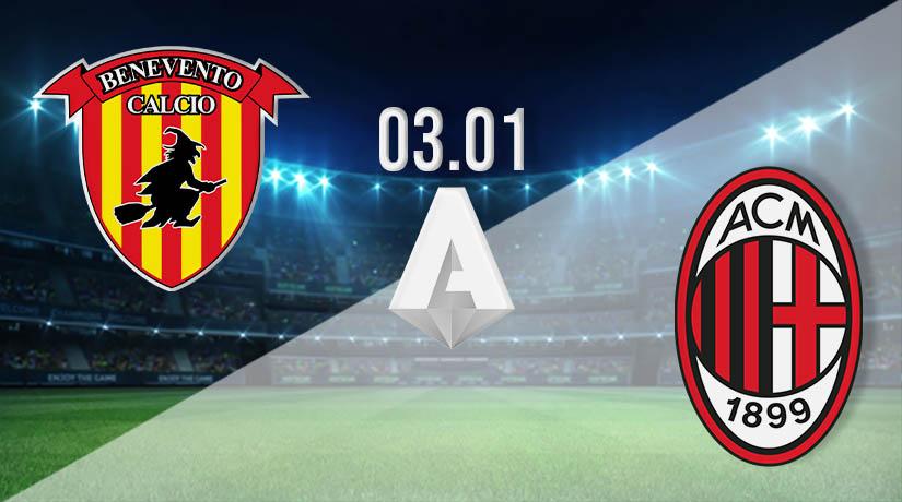Nhận định bóng đá Benevento vs AC Milan 03/01/2021-1