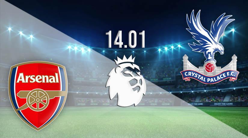 Nhận định bóng đá Arsenal vs Crystal Palace 15/01/2021-1