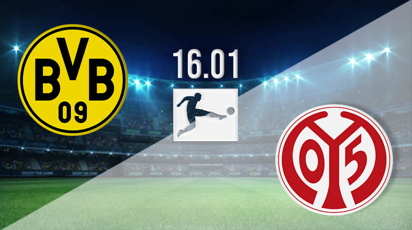Nhận định bóng đá Borussia Dortmund vs Mainz 16/01/2021-1