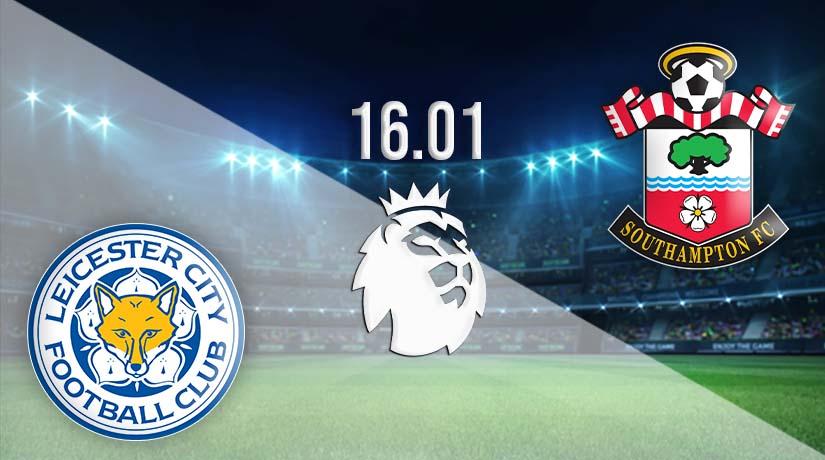Nhận định bóng đá Leicester vs Southampton 17/01/2021-1