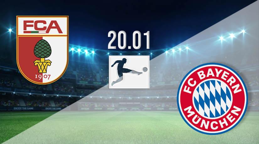 Nhận định bóng đá Augsburg vs Bayern Munich 21/01/2021-1
