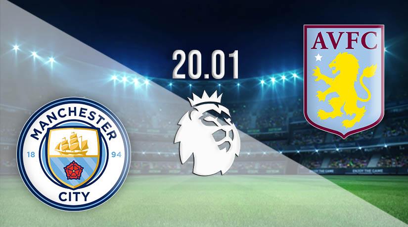 Nhận định bóng đá Manchester City vs Aston Villa 21/01/2021-1