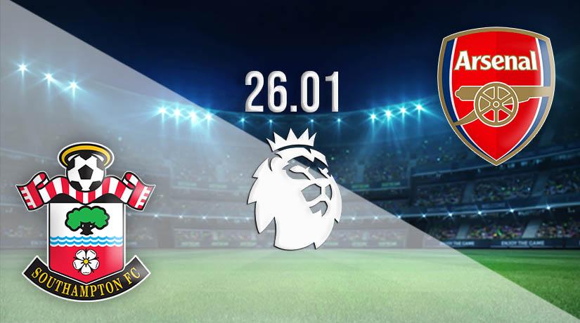 Nhận định bóng đá Southampton vs Arsenal 27/01/2021-1