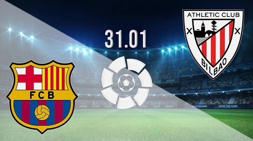Nhận định bóng đá Barcelona vs Athletic Bilbao 01/02/2021-1