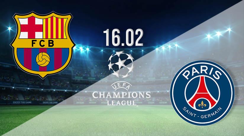 Nhận định bóng đá Barcelona vs PSG 17/02/2021-1