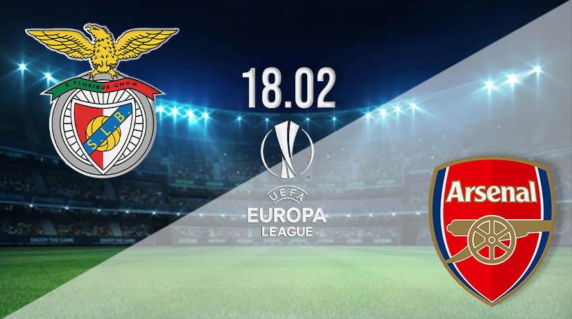 Nhận định bóng đá Benfica vs Arsenal 19/02/2021-1