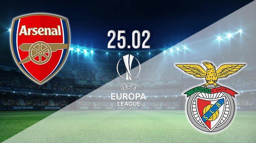 Nhận định bóng đá Arsenal vs Benfica 26/02/2021-1