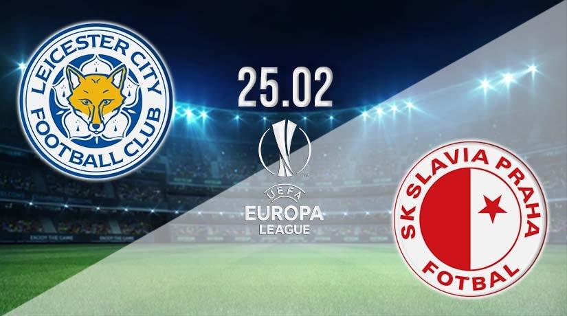 Nhận định bóng đá Leicester City vs Slavia Prague 26/02/2021-1