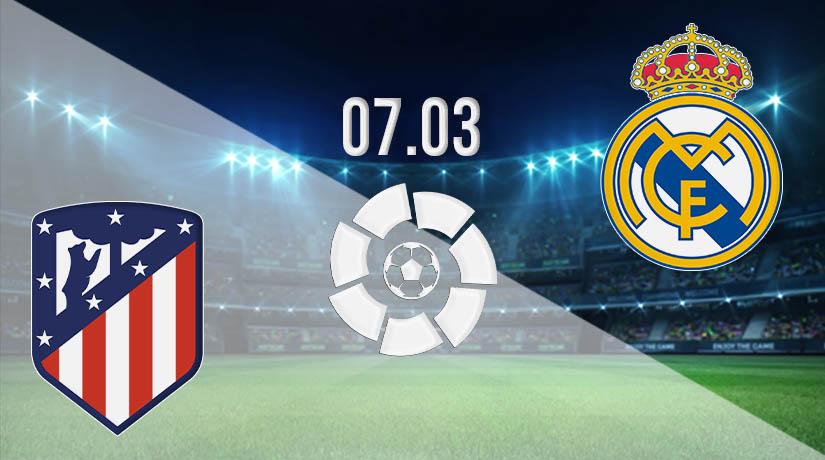 Nhận định bóng đá Atletico Madrid vs Real Madrid 07/03/2021-1