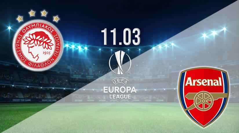 Nhận định bóng đá Olympiakos vs Arsenal 12/03/2021-1