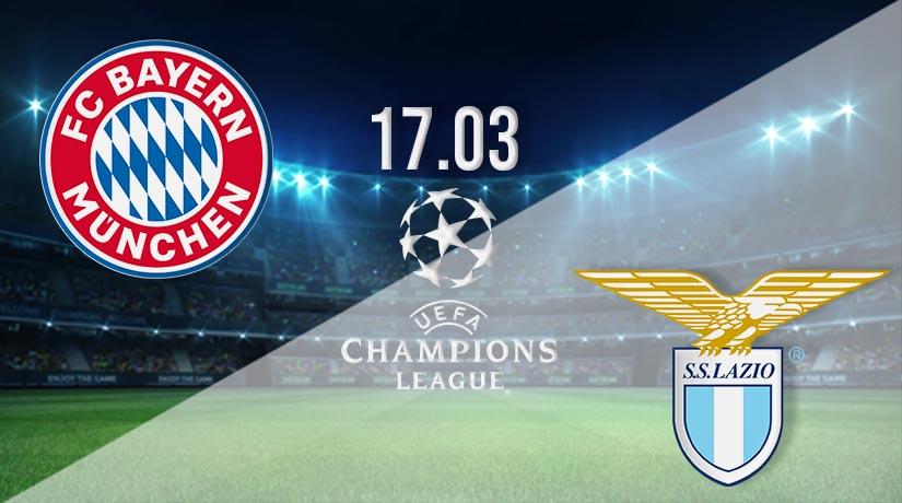 Nhận định bóng đá Bayern Munich vs Lazio 18/03/2021-1