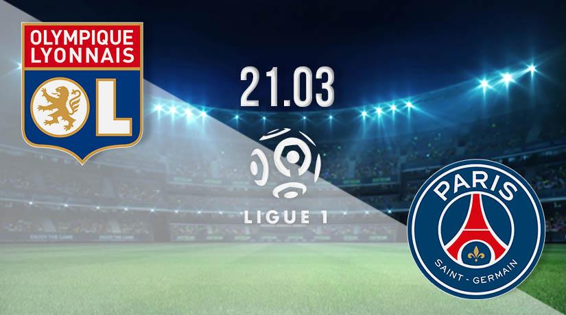 Nhận định bóng đá Lyon vs PSG 22/03/2021-1